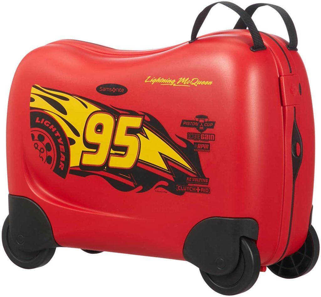 valise samsonite dream rider disney cars