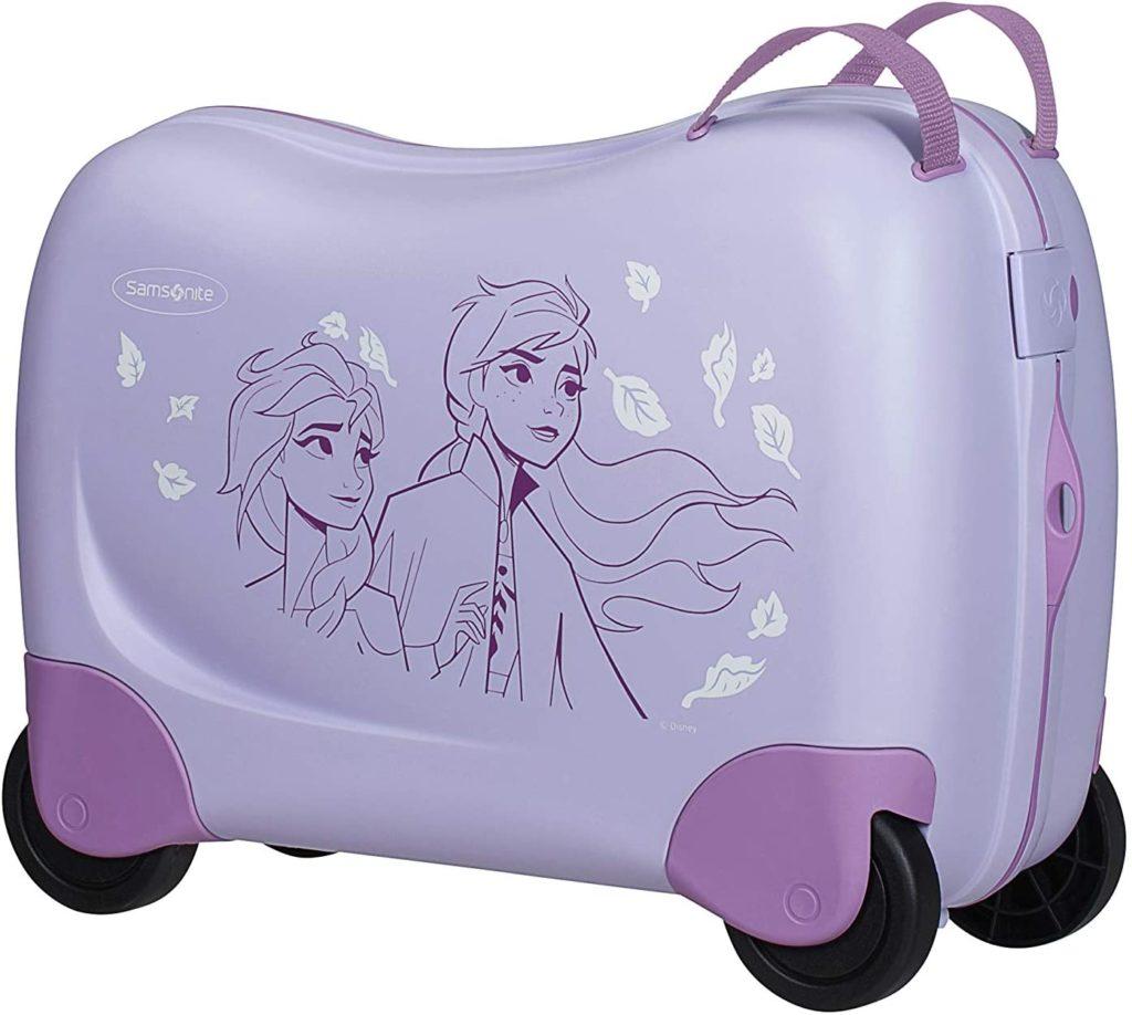 valise samsonite dream rider disney la reine des neiges