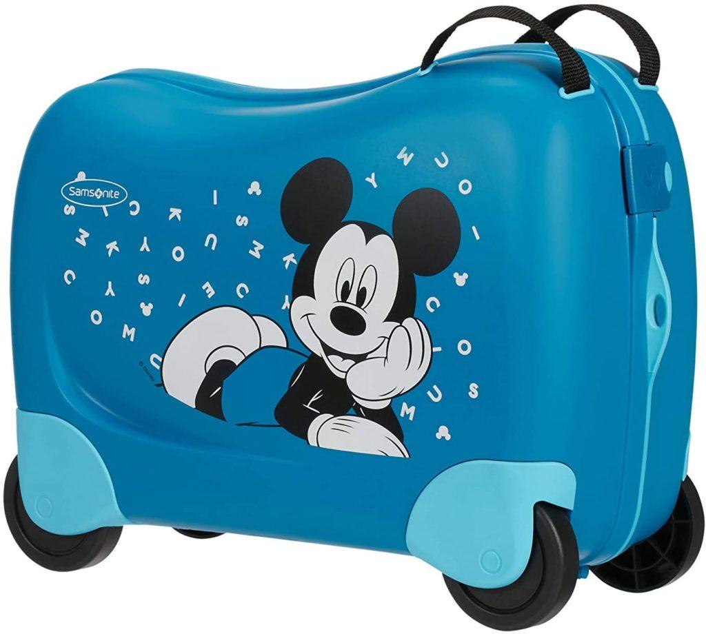 valise samsonite dream rider disney mickey