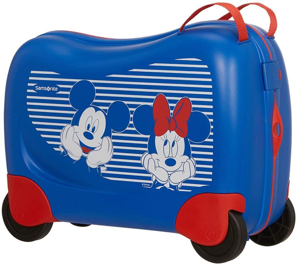 valise samsonite dream rider disney mickey minnie