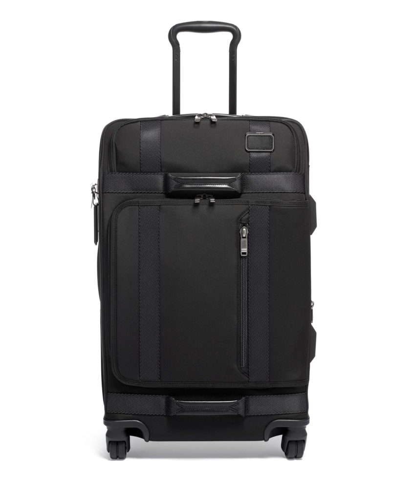 tumi merge valise extensible 4 roues short trip