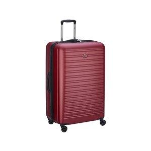 valise rouge delsey paris segur 2.0
