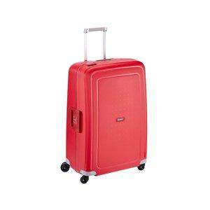 valise rouge samsonite scure