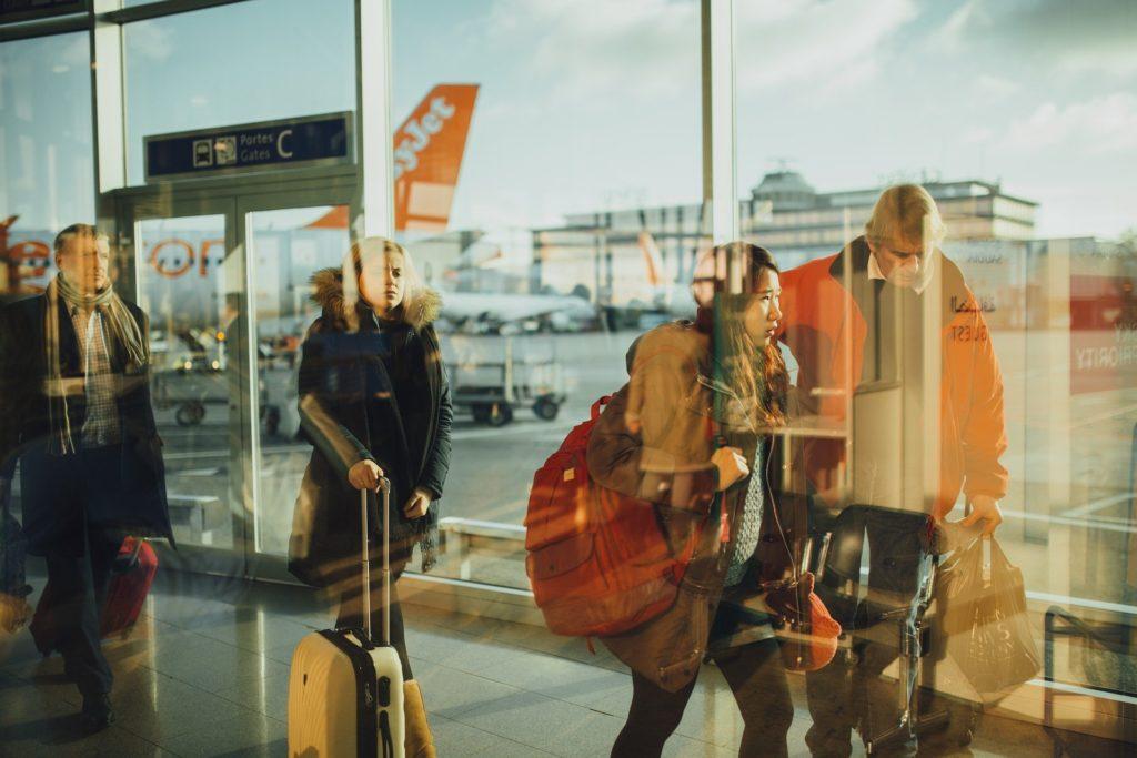 valise aéroport