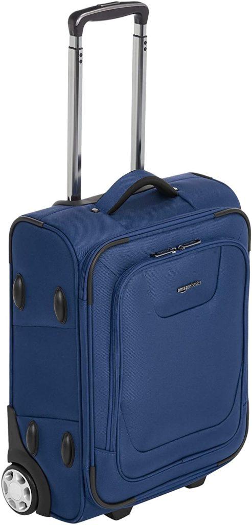 amazon basics valise cabine extensible souple