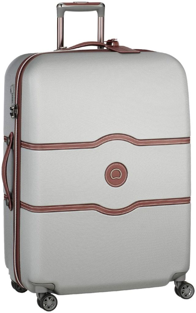 chatelet air gris valise rigide