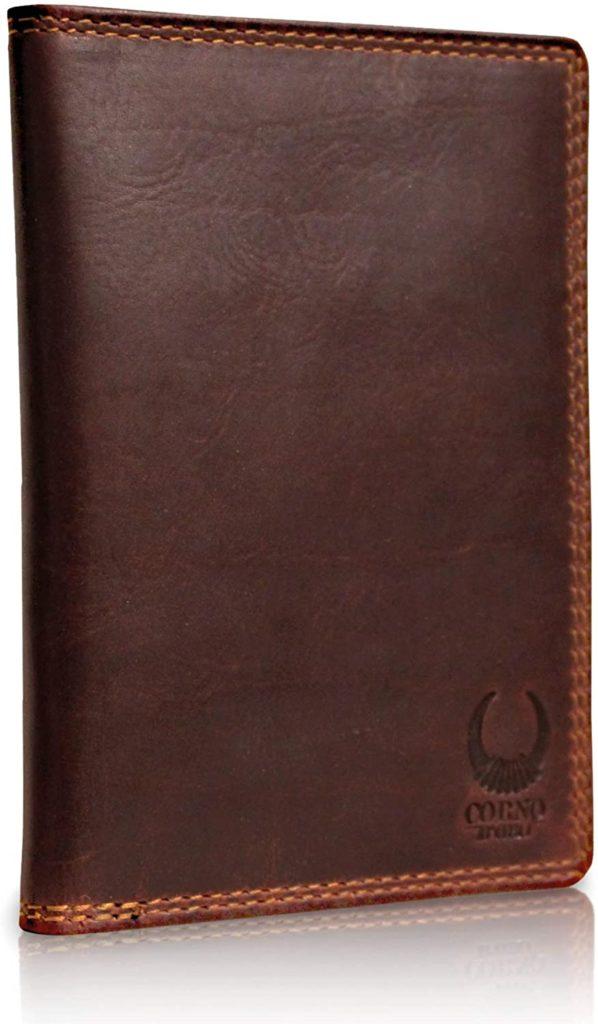 corno d´oro protège passport cuir