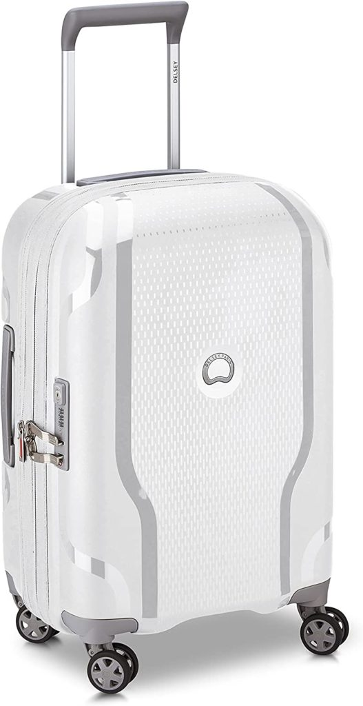 delsey clavel valise trolley extensible