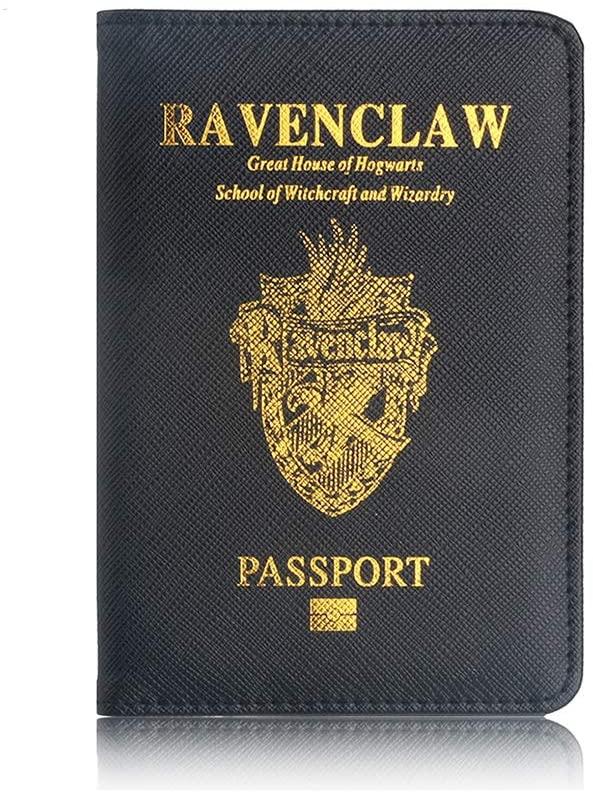 protège passeport harry potter serdaigle