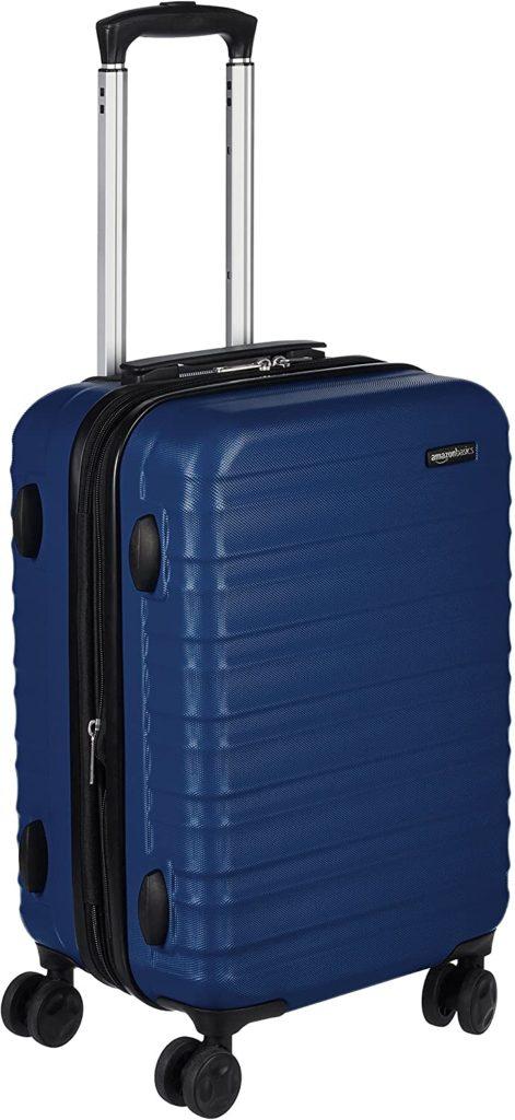 valise rigide amazon basics