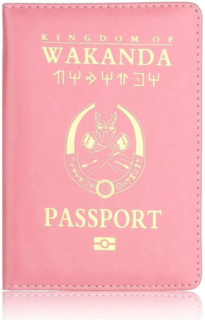 protège passport wakanda rose